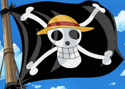 Straw Hat Pirates' Jolly Roger