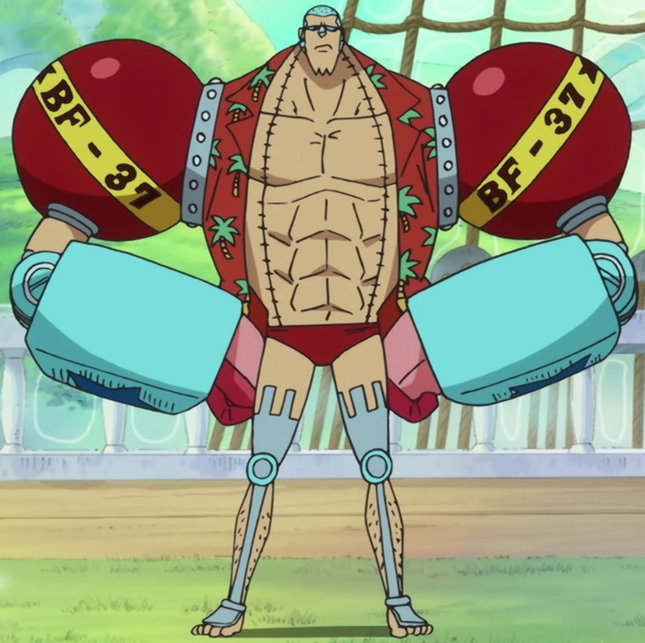 Franky One Piece Kid