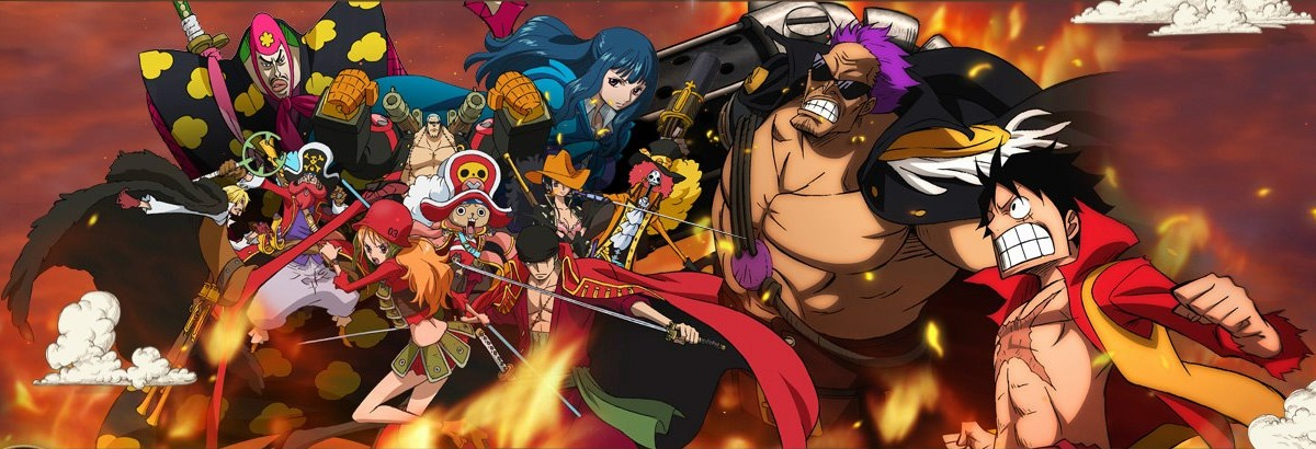 One Piece Burning Blood : Mihawk, Sengoku, Moria,Bartholomew Kuma, Akainu,