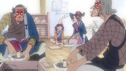 Kodama's Family