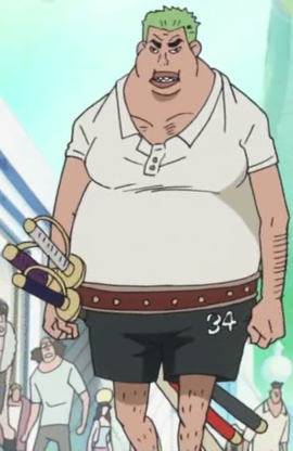 Мандзяро в аниме