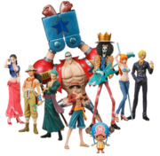 Super Modeling Soul Straw Hat Pirates