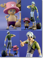 POP2 Usopp & Chopper