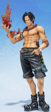File:Figuarts Zero Portgas D. Ace 5th Anniversary Edition.png