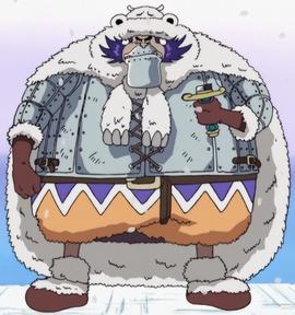 Wapol Anime Pre Timeskip Infobox