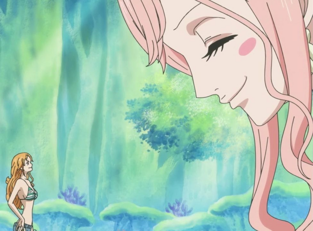 File:Shirahoshi Befriends Nami.png