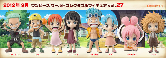 File:One Piece World Collectable Figure One Piece Volume 27.png