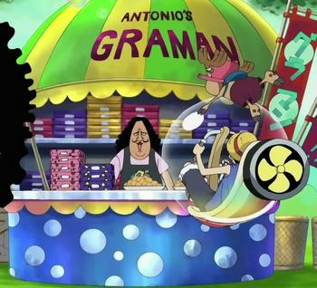 Antonio's Graman