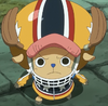 Chopper's First Zou Outfit