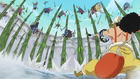 Bamboo javelin