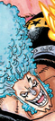 Franky Kung Fu Afro Hair
