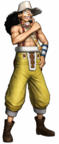 Usopp Pirate Warriors 3