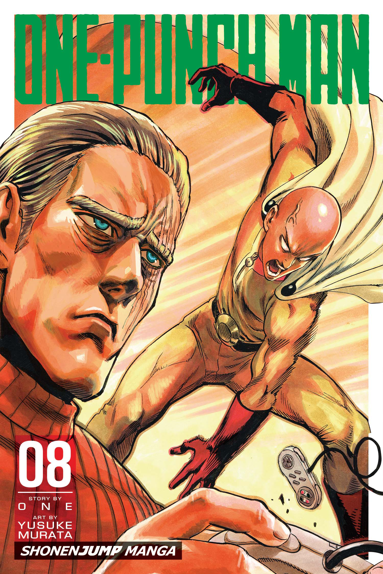 Image result for one punch man volume 8