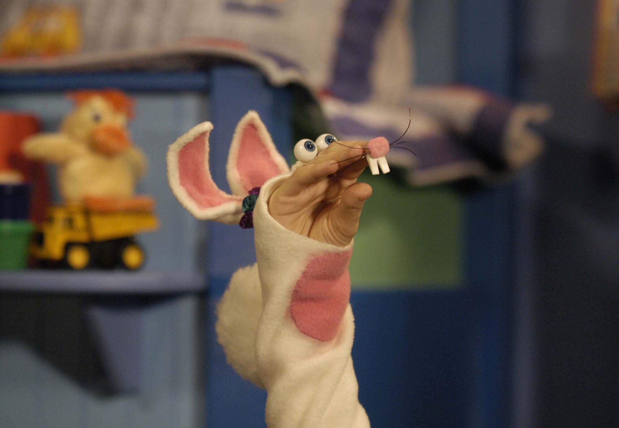 image oobi uma nick jr noggin tv series show hand puppet - Oobi Halloween