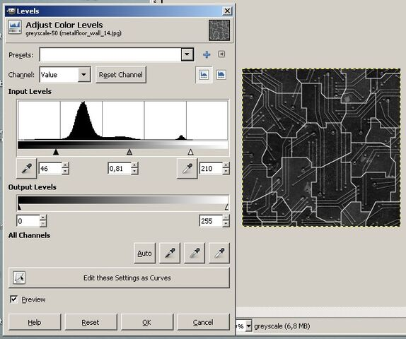 File:Specular textures-gimp texture levels.jpg