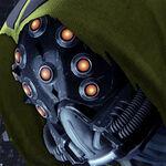 Armor button