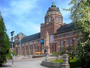 Naturhistoriska Riksmuseet Stockholm (2010)