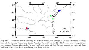Jussara Map 237