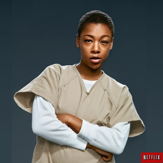 poussey from orange is the new black dating Poussey washington was a main character on orange is the new black until her death in season four she was an inmate at litchfield penitentiary and was portrayed by samira wiley.
