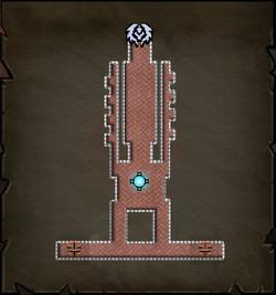 Corridors Map