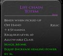 Life Chain Totem