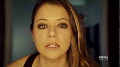 "ORPHAN BLACK ""Bad Girls"" Transformation Sneak Preview NEW March 30 BBC AMERICA"