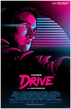 Drive poster abdu