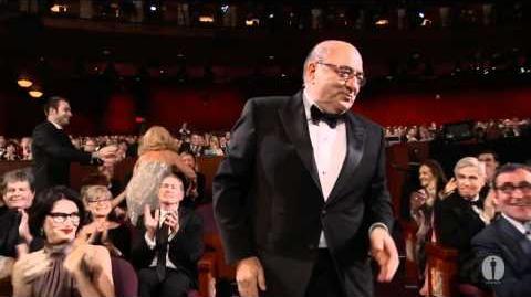 """""""Hugo"""" winning the Oscar® for Art Direction"""