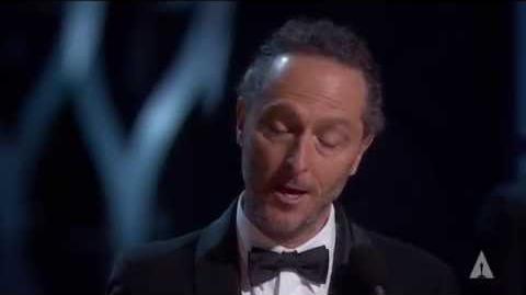 """""""Birdman"""" winning Best Cinematography"""