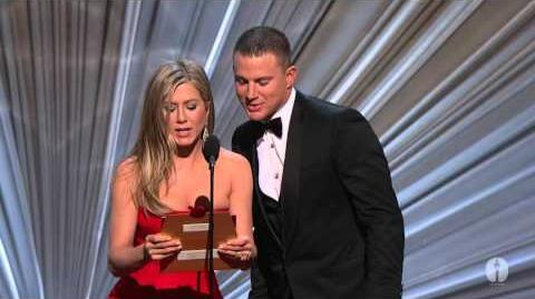 """Les Misérables"" winning the Oscar® for Makeup and Hairstyling"