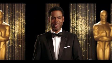 Chris Rock Oscars Commercial New Year's Eve
