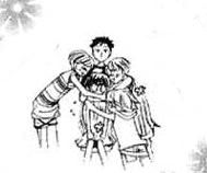 Mori, honey, the twins and haruhi