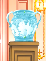 The eight million yen vase