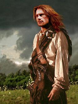 Jamie Fraser Outlander fan art