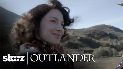 Outlander Official Trailer STARZ