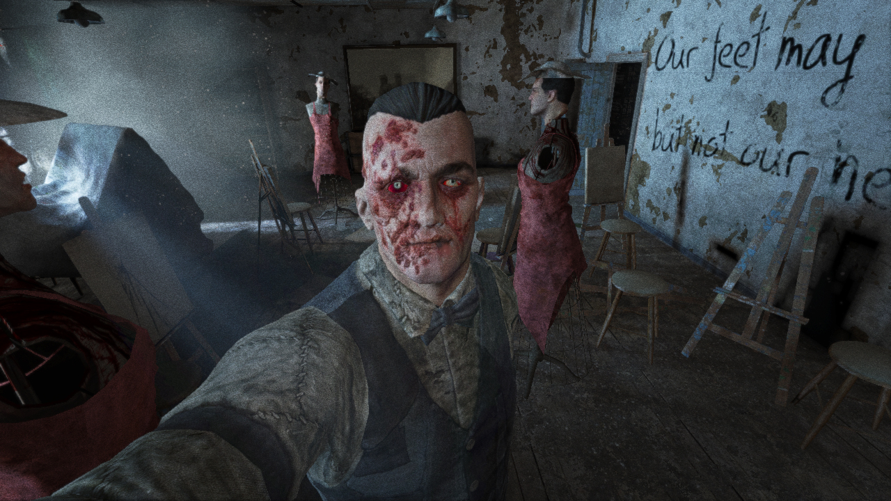 Outlast Whistleblower The Groom