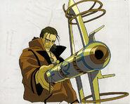 MacDougall Caster Gun