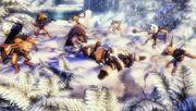 OLII Hunting Wolf
