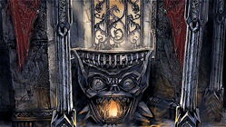 Netherworld Decoration Alcove Concept Art