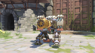 Bastion classic golden sentry