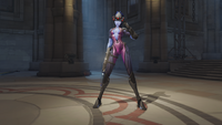Widowmaker activatingvisor