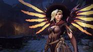 Mercy (Witch skin) screenshot -2