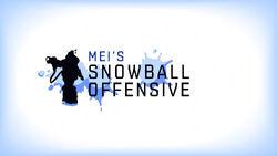 Mei Snowball Offensive Splash