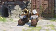 Bastion woodbot tank