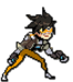 Tracer Spray - Pixel
