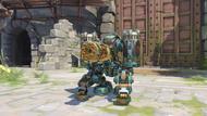 Bastion gearbot golden sentry