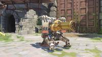 Bastion golden sentry