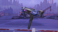 Sombra classic machinepistol