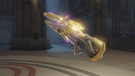 Widowmaker patina golden widowskiss