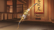 Hanzo cloud golden stormbow